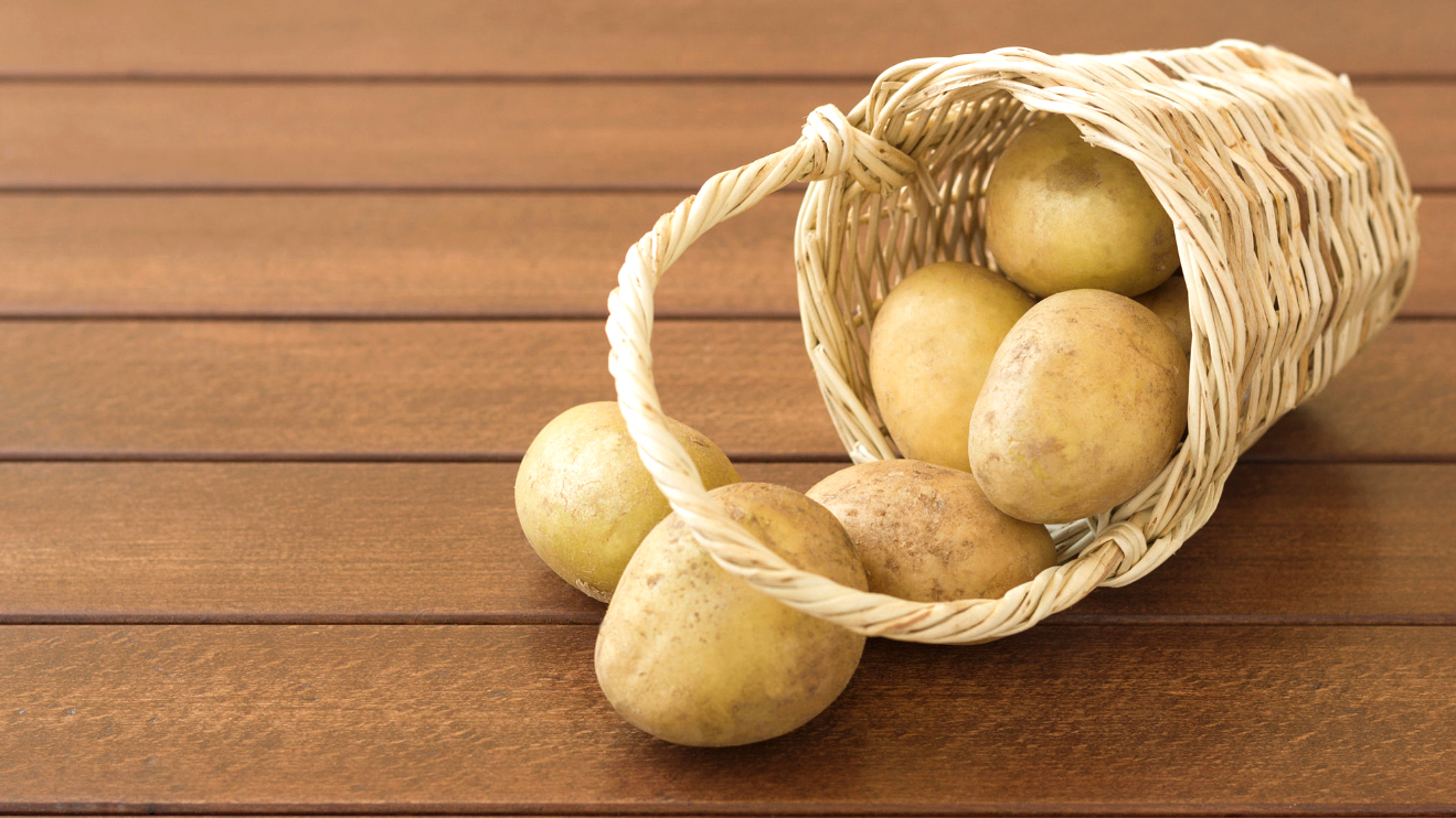 Potato has been continuously called savior in the global food crisis including for its low and stable prices. Photo: WebLibrary