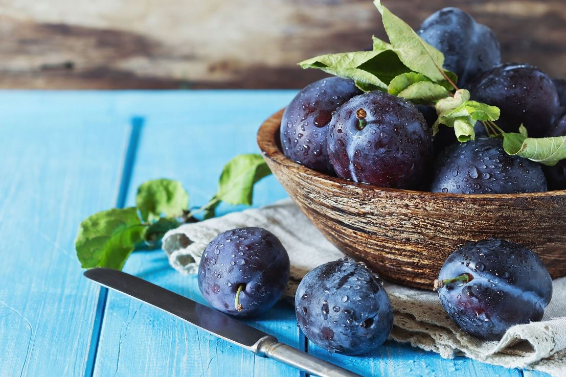 Plums are packed with an immense range of phenols and flavonoids, which offer an impressive range of health benefits. Photo: WebLibrary