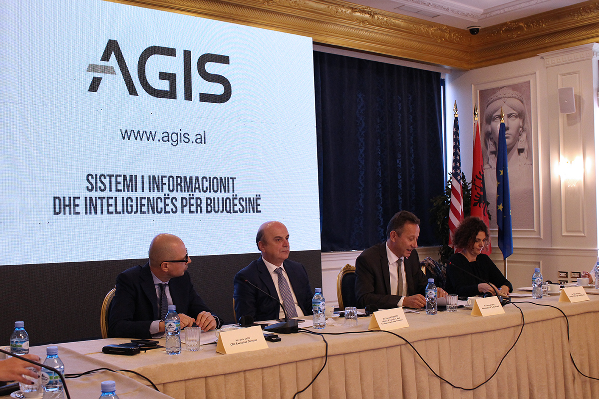 Ambassador of Switzerland, Christoph Graf in his remarks said that AGIS comes at the right time to foster financing as well as employment among young people. Photo: Ina Kosta/AgroWeb