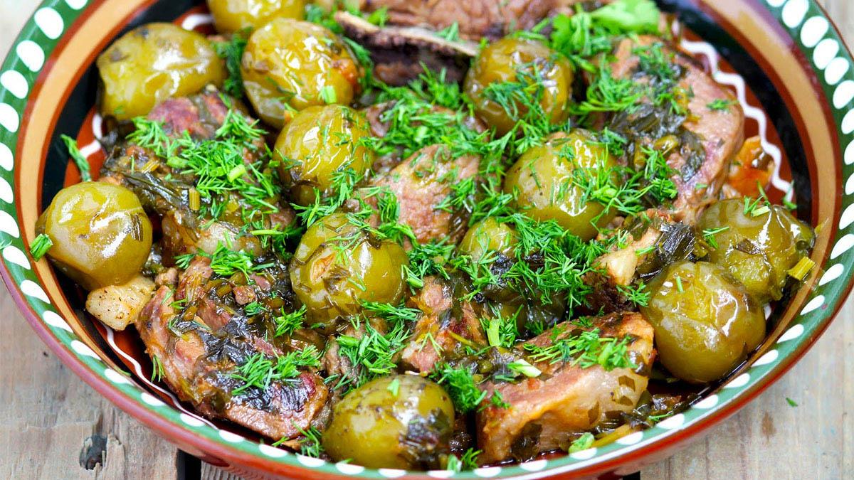 Блюда грузинской кухни рецепты с фото простые