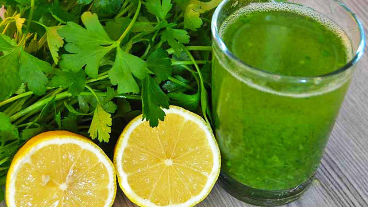 Рецепт От Похудения С Лимоном И Петрушкой. Петрушка для похудения — рецепты, отзывы и результаты